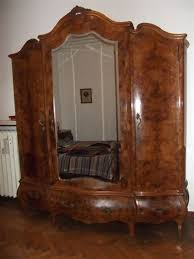 armoires for bedroom beautiful vintage antique italian bedroom set armoire 13it048a