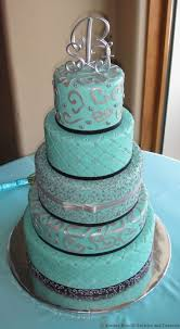 best 25 teal wedding cakes ideas on pinterest pastel square
