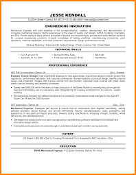 cv format for mechanical engineer fresher vacancy cover letter and resume template for a mechanical engineer