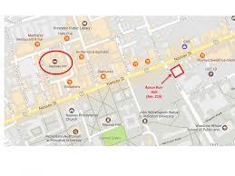 University Of Portland Campus Map by Soccom News Soccom