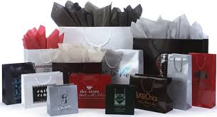 tote shopping bags rope handle bags the packaging source