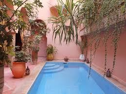 Moroccan Riad Floor Plan Riad Azenzer Marrakech Morocco Booking Com