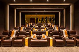 home movie theater seats take a peek inside the most expensive home for sale in the us