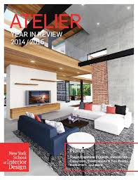 atelier year in review 2014 2015 by new york of interior