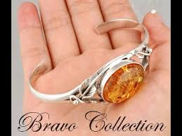 amber bangle bracelet images Sb 152 baltic amber sterling silver bangle women bracelet jpg