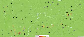 Map Of Midtown Atlanta by Atlanta U0027s Safest Neighborhoods
