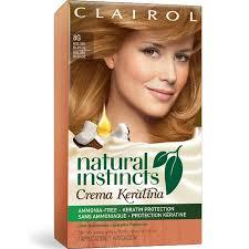 Light Golden Blonde Hair Color Natural Instincts Blonde Hair Colors Clairol Color Experts