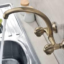 Wall Kitchen Faucet Use A Wall Mount Kitchen Faucet U2014 Wonderful Kitchen Ideas