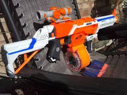 nerf remote control tank ultimate nerf sniper xl dart gun scope stock handle u0026 silencer all