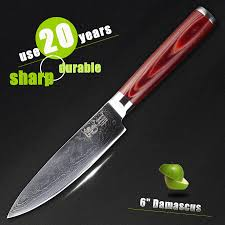 aliexpress com buy haoye 6 inch small chef knife japanese vg10