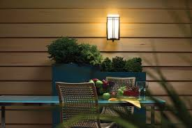 Kichler Outdoor Lighting Fixtures Kichler 49200bk One Light Outdoor Wall Mount Wall Porch Lights