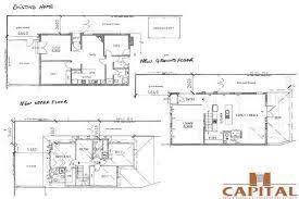 second floor extension plans glen iris second storey extension builders capital building
