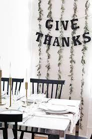 diy simple thanksgiving garland homey oh my