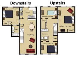 four bedroom floor plans bedroom astonishing four bedroom inside 4 apartment house plans