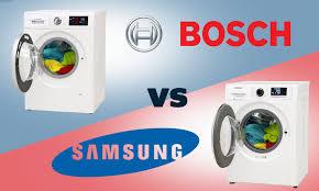 bosch or samsung washing machines u2013 which is best u2013 which news