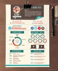 resume design sample 50 creative resume design samples that will make you rethink your cv