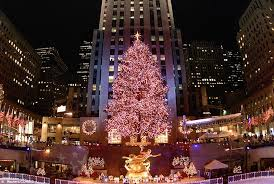 when is the christmas tree lighting in nyc 2017 history of the rockefeller center christmas tree daily mail online