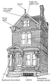 Victorian Era House Plans 88 Best Architecture Images On Pinterest Architecture House
