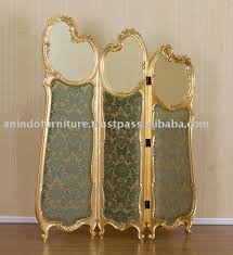 Mirror Room Divider by French Furniture Gold Gilt Room Divider With Mirror Buy French