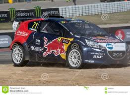 peugeot spain kevin hansen peugeot red bull hansen barcelona fia world