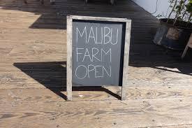 vegan at malibu farms malibu ca