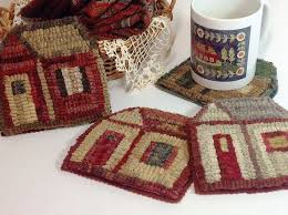 Mug Rug Designs Best 25 Rug Hooking Designs Ideas On Pinterest Rug Hooking Rug