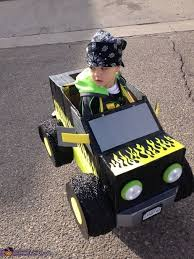 Boy Costumes Halloween 25 Monster Truck Costume Ideas Monster Truck