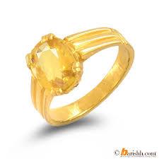 stone rings design images Certified pukhraj ring design for men gold or asht dhatu jpg