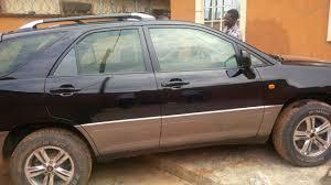 lexus rx300 in nairaland sold neatly used lexus rx300 black 1 1m autos nigeria