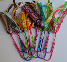 ribbon bookmarks ribbon bookmarks easy diy project frugal fanatic