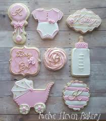 baby shower cookies baby shower cookies girl pics ba shower cookies ba showers ideas