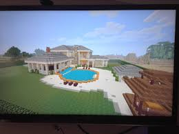 minecraft ps4 epic house tour ideas youtube