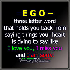 e g o three letter word that holds best quotes