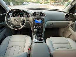 Buick Enclave 2013 Interior 2014 Buick Enclave Long Term Test Wrap Up Good Bye To Big Blue