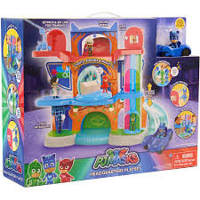 pj masks headquarters playset compare prices u0026 order today