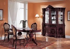 regina mahogany traditional dining set dining room sets