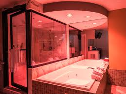 suites essence suites hotel orland park steam shower and whirlpool tub