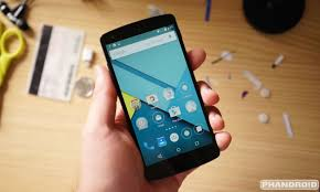 android lollipop features on android 5 0 lollipop on the nexus 5