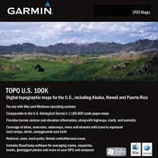 Garmin Usa Maps by Amazon Com Garmin Topo Us 100k Dvd Gps Accessories Office Products