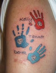 24 best cool baby name tattoos images on baby name