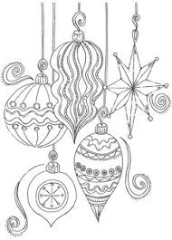 christmas zentangle patterns christmas trees ornaments santa