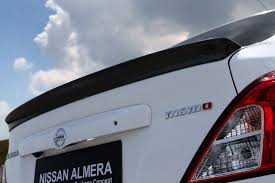 nissan almera nismo bodykit nissan almera nismo performance package concept revealed photos