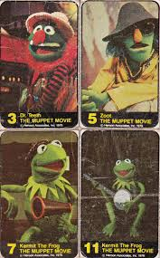 muppets jim s baseball cards