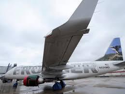 Kentucky travel flights images Frontier to double nonstop flights to denver from cincy starting jpg