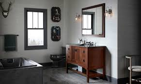 5 must haves in a masculine bathroom redesign eieihome