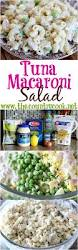 Pasta Salad Recipe Mayo by Best 25 Macaroni Salad With Tuna Ideas On Pinterest Macaroni