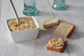 cuisiner le hareng rillettes de hareng fumé carotte aneth au fil du thym
