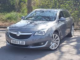 vauxhall insignia estate 2015 65 vauxhall insignia 2 0 cdti 170ps elite nav sports tourer