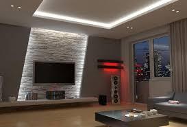 stunning braune wandgestaltung im wohnzimmer ideen images house - Wohnzimmer Streichen Ideen