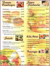 lake wales family restaurant menu lake wales florida